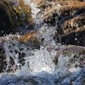 Cascade Falls.- Cascade Falls via Bayview Trail