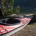 Camp in Reid Harbor.- Stuart Island Sea Kayaking