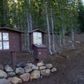 Trailhead is right off Three Creeks Road.- Tam McArthur Rim Hike