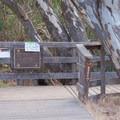 Monarch Trailhead.- Monarch Trail Hike