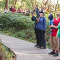 The trail is a great choice for families.- Monarch Trail Hike