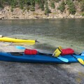 The beaches around Sucia Island.- Orcas Island to Sucia Island Sea Kayaking