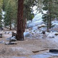 Day use area.- Whitney Portal Recreation Area