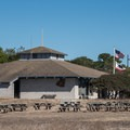 Visitor's center at Elkhorn Slough National Estuarine Research Reserve.- South Marsh Loop