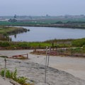 Estuary at Zumudowski State Beach.- Elkhorn Slough
