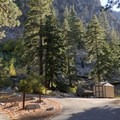 Setting at Crystal Springs Campground- Crystal Springs Campground