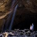 Skylight cave.- Skylight Cave