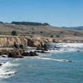 Whaler's Cove.- Pigeon Point Lighthouse + Hostel