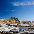 Upper Enchantment Lakes area. - Enchantment Lakes Thru-Hike