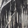 Zebra-striped wall deep in the Sawtooths.- Middle Fork of the Boise River, Spangle Lake/Divide + Ingleborg Lake/Divide