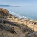Razor Point Trail.- Torrey Pines State Natural Reserve