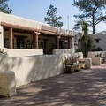 Torrey Pines Lodge (visitor center).- Torrey Pines State Natural Reserve