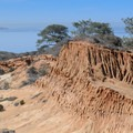 View from Broken Hill Overlook.- Torrey Pines State Natural Reserve