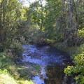 Lost Creek. - Elijah Bristow State Park
