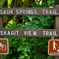 5 miles of hiking trails run throughout Rockport State Park.- Rockport State Park