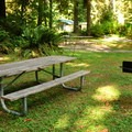 Day use picnic area.- Rockport State Park