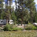 Riverside Campground has several great sites along the Middle Fork of the Boise River.- Atlanta Region