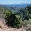 View from the Knobcone Trail.- Knobcone Point + Black Rock Falls Hike via Contour Trail