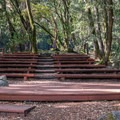 An amphitheater is available.- Uvas Canyon County Park