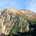Looking east to Kangaroo Ridge.- Washington Pass Overlook