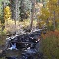 Middle Fork of Bishop Creek.- Lake Sabrina Loop Hike