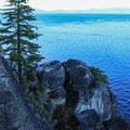 Deep waters south of Rubicon Point.- D.L. Bliss State Park
