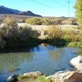 Spring 2.- Keough's Hot Springs Ditch