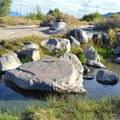 Spring 3.- Keough's Hot Springs Ditch