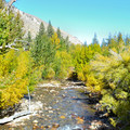 Big Pine Creek.- Big Pine Creek Campground