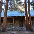 Big Pine Creek Wilderness Ranger Cabin- Big Pine Creek North Fork Hiking Trail, First and Second Lake