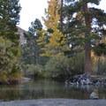Middle Fork Bishop Creek.- Sabrina Campground