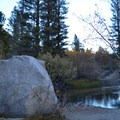 Middle Fork Bishop Creek.- Sabrina Campground