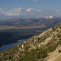 Alturas Lake and the White Cloud Peaks.- Eureka Gulch