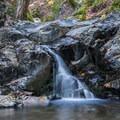 Granuja Falls.- Uvas Canyon County Park