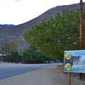 Keough's Hot Springs entrance.- Keough's Hot Springs Campground