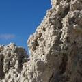 Tufa of Mono Lake.- South Tufa to Navy Beach