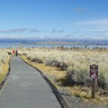 South Tufa Trail.- Mono Lake Tufa State Natural Reserve
