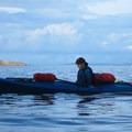 Paddling in the Salish Sea.- Matia Island to Orcas Island Sea Kayaking