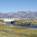 Lower Hot Creek at Owens River Road.- Hot Creek Geological Site