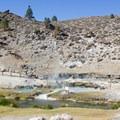 Hot Creek Geological Site.- Hot Creek Geological Site