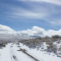 SR 169 is a great four-wheel drive road through the Bodie Hills.- Bodie Hills