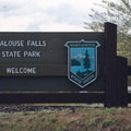 Palouse Falls State Park.- Palouse Falls State Park