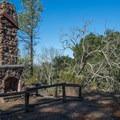 Church Hill at Almaden Quicksilver County Park.- Almaden Quicksilver County Park Historic Trail