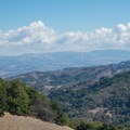 Fantastic views on the Yellow Kid Trail.- Almaden Quicksilver County Park Historic Trail