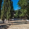 The Hildago Cemetary.- Almaden Quicksilver County Park Historic Trail