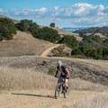 A popular biking destination.- Almaden Quicksilver County Park Historic Trail