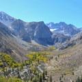 Big Pine Creek South Fork Canyon.- First Falls Day Hike