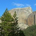 Half Dome (8,836').- Half Dome Hike via John Muir Trail