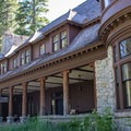 Ehrman Mansion.- Sugar Pine Point State Park