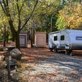 Campground host.- Uvas Canyon County Park Campground